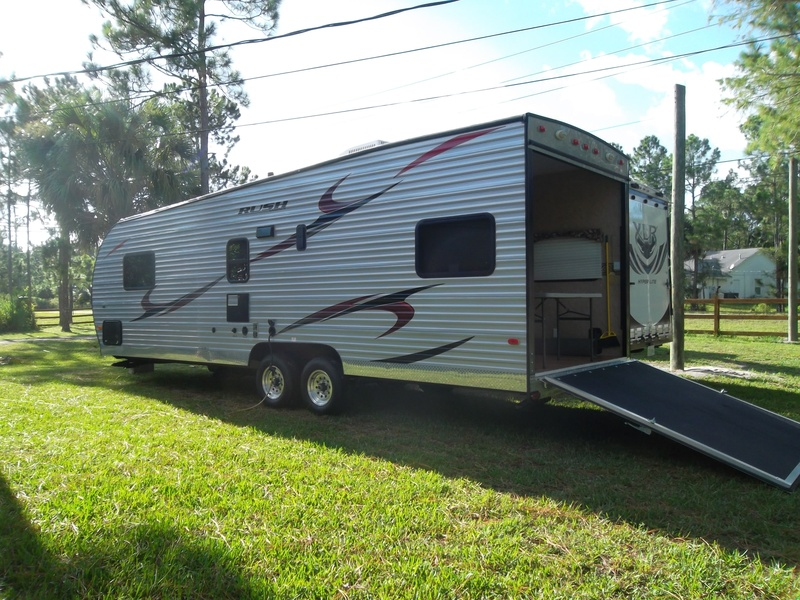 Travel Trailer Rental West Palm Beach